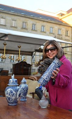 How to Buy European Antiques and Ship Them Home