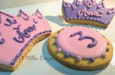 http://www.villadocura.blogspot.com.br facebook/villadocura.blogspot - Biscoitos decorados - Cookies decorados - lembranças personalizadas - aniversário - princesas