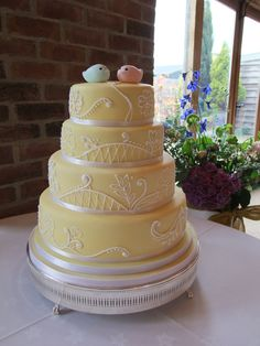 Wedding Cakes On Pinterest 23 Pins