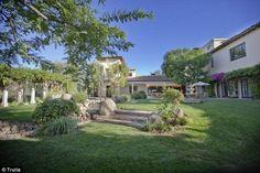 Heaven:  Larry Hagman's home