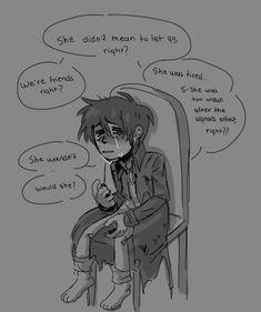 Life Is Strange, Creepy Games, Little Misfortune, Little Nightmares Fanart, Sad Art, Indie Games, Anime Demon, Animes Wallpapers, Cute Art
