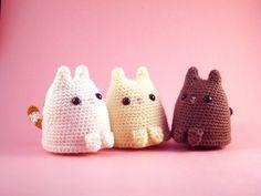 Ravelry: Dumpling Kitty by Sarah Sloyer