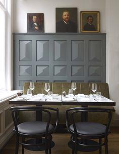 Restaurant Jansz. At Pulitzer Hotel Amsterdam | Reestraat Nine Streets