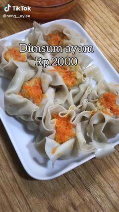 Yummy Snacks, Yummy Food, Baker And Cook, Homemade Sushi, Food Cravings, Food Menu, Diy Food, Food Videos, Food And Drink