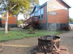Santa Cruz-Monterey Bay KOA offers lodges and tent camping
