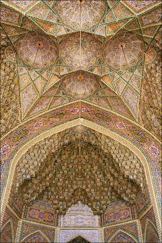 Mosque, Shiraz, Iran   ©k_man123, via flickr