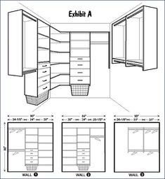 Standard Closet Rod Height Simple Closet  Dimensions For Hanging And Folded Clothes And Shoes  Home Inspiration Design