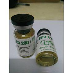 EQ 200 / Test E 200 ( #Boldenone Undecylenate, #Testosterone Enanthate) by Dragon Pharma