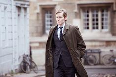 Shaun Evans Daily Endeavour Morse, Shaun Evans, New Love, Detective, Tv Shows, Raincoat, Handsome, Actors, Film