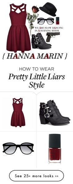 """Pretty Little Liars ll Hanna"" by fandombookbabe on Polyvore"