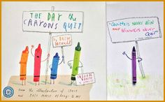 """Why did the crayons choose to write to Duncan in """"The Day the Crayons Quit""""? Check out more Read Aloud & Explore questions in our Little Kids' Book Club."""