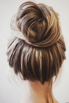 Captivating Wedding Hairstyles For Medium Length Hair ❤ See more: http://www.weddingforward.com/wedding-hairstyles-length-medium-hair/ #weddings