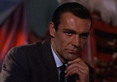 "Sean Connery is James Bond 007 In ""From Russia With Love""."