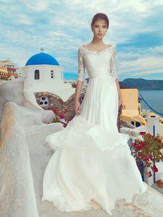The perfect wedding dress (natalia vasiliev 2015)
