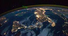Risultati immagini per foto dallo spazio
