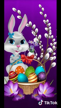 Wallpaper by - 33 - Free on ZEDGE™ now. Browse millions of popular easter Wallpapers and Ringtones on Zedge and personalize your phone to suit you. Browse our content now and free your phone Happy Easter Wallpaper, Holiday Wallpaper, Halloween Wallpaper, Easter Backgrounds, Halloween Backgrounds, Easter Art, Easter Crafts, Easter Bunny Pictures, Happy Easter Bunny