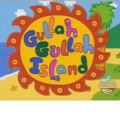 Gullah Gullah Island!! :)