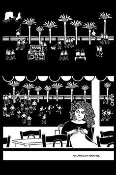 Bande dessinée : « Le Piano oriental », chapitre 3