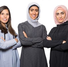 #Repost @entmagazineme: Its a common thing for entrepreneurs to start up a business to solve a problem that they personally face and that seems to have been exactly the route Oola Sports co-founder and CEO Haya Al Ghanim took when starting up her venture