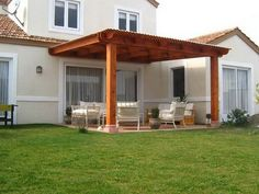 Attached Pergola Plans | Attached Pergolas Comfy