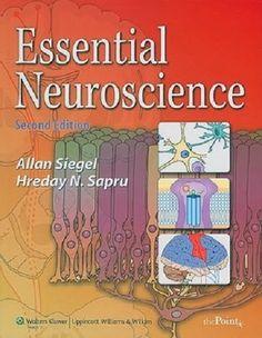 FREE PDF Essential Neuroscience (Point (Lippincott Williams & Wilkins)) (Edition Second) by Siegel, Allan, Sapru, Hreday N. Science Biology, Science Books, Neurology, Neuroscience, Book Photography, Alternative Medicine, Free Books, Books Online, Nonfiction