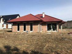 Projekt domu Kasandra 2 131,76 m2 - koszt budowy 228 tys. zł - EXTRADOM Bungalow House Design, Photography Projects, Home Fashion, Gazebo, Floor Plans, Houses, Outdoor Structures, House Styles, Home Decor