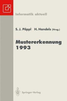 Mustererkennung 1993: Mustererkennung im Dienste der Gesundheit 15. DAGM-Symposium Lübeck, 27.-29. September 1993 (Informatik aktuell)