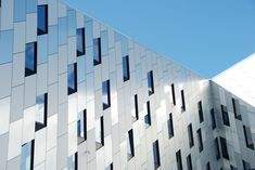 Clarion Hotel Energy, Stavanger, Norway, Snohetta, Alucobond NaturAL, Anodized, Photography Sindre Ellingsen