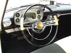 1958 Plymouth Fury.