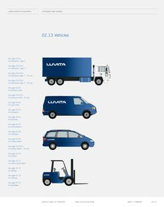 Corporate & Brand Identity - Luvata, Finland by Muggie Ramadani, via Behance