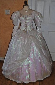 "Sarah-Esque Masquerade Gown, $1,200 | 18 Magical Gifts For ""Labyrinth"" Lovers"