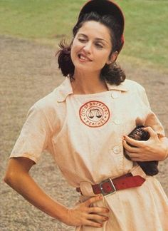 A League of Their Own. <3 Best movie ever.