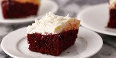 Red Velvet Poke Cake Recipe