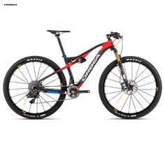 New ORBEA Oiz MTB. 27.5 or 29er di2 fox icd!