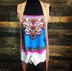 B O H E M I A N ☮ ❁ ғollow ↠ @ladyѕcorpιo101 ↞ on pιnтereѕт & ιnѕтagraм ғor мore ιnѕpιraтιon ☪ ☆ Bohemian fashion! Colorful & bright. Summer style