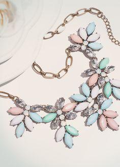 Pretty Pastel Necklace