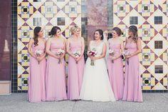 Bride and Bridesmaids  #bridesmaids #bridesmaidsandbride #bridalparty  #weddingday #weddingbliss #princessdress #princessweddingdress #cerritos #cerritoswedding #CerritosCenterforthePerformingArts #ocwedding #laweddings #weddings #weddingphotographer #longbeachweddingphotographer