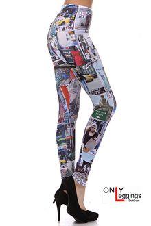 New York Leggings - Profile