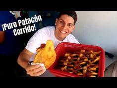 El famoso PALACIO del PATACÓN en BARRANQUILLA 🍠 Comida callejera Colombiana - YouTube Biscotti, Nutella, Colombian Food, Appetizers, Mexican, Ethnic Recipes, Youtube, Filipino, Food Recipes