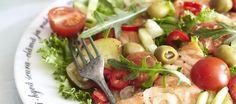 Lohi-perunasalaatti   Alkuruoat   Reseptit – K-Ruoka