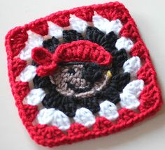 Repeat Crafter Me: Pirate Granny Squares Crochet Patterns