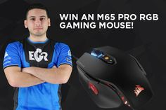 Battle like a God! Enter for a chance to win an M65 Pro!