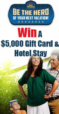 Win a $5,000 Gift Card.......Barbados!