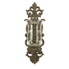 Pollianna Candle Wall Sconce | The Candle Wall Sconces