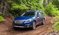 2015 Subaru Outback Photo by: Subaru