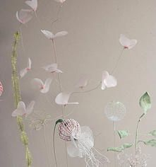 Laurence Aguerre - Sculptures Textiles | Jardins