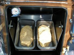 Solar oven baking bread - There are many ways to use FREE solar energy to replace your kitchen cooking. Sun Tea, Dehydrating Or Solar Cooking! #TaylorMadeHomestead