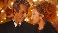Doctor Who Christmas Special: River's Final Night | River is afraid her diary has run out of pages... is this her final night with the Doctor ? .. [spoilers]