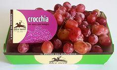 Alce Nero Crocchia l uva rossa dolce e croccante senza semi