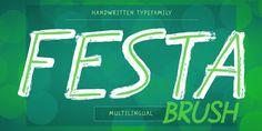 Green Type Handwritten Type, Greek Alphabet, Poster Design Inspiration, Brush Font, Graphic Design Typography, Handwriting, Fonts, Green, Blog
